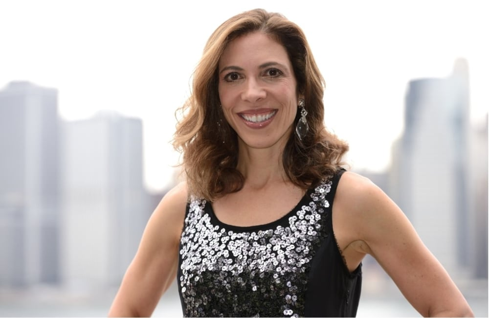 Linda Rottenberg, CEO and co-founder of Endeavor, author of 'Crazy Is a Compliment'