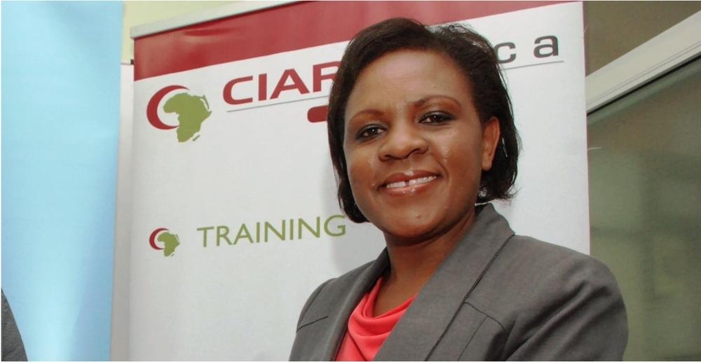 Ruth Kwalanda, founder of CIAR Management Institute(Kenya)