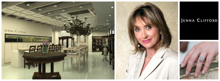 Jenna Clifford   is a world-renowned jewellery designer (South Africa)