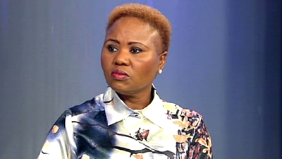 Lindiwe Zulu   ,   Small Business Development Minister, South Africa