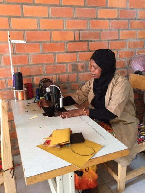 Dokmai Rwanda at work.jpg