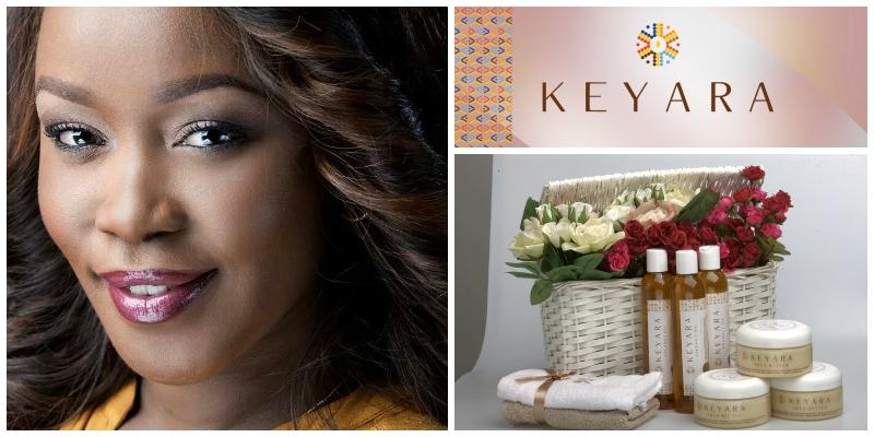Terryanne Chebet, founder of Keyara Organics (Kenya)