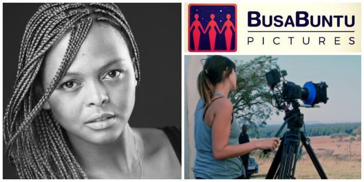 BusaBuntu Roaring,founder of BusaBuntu Pictures (South Africa)