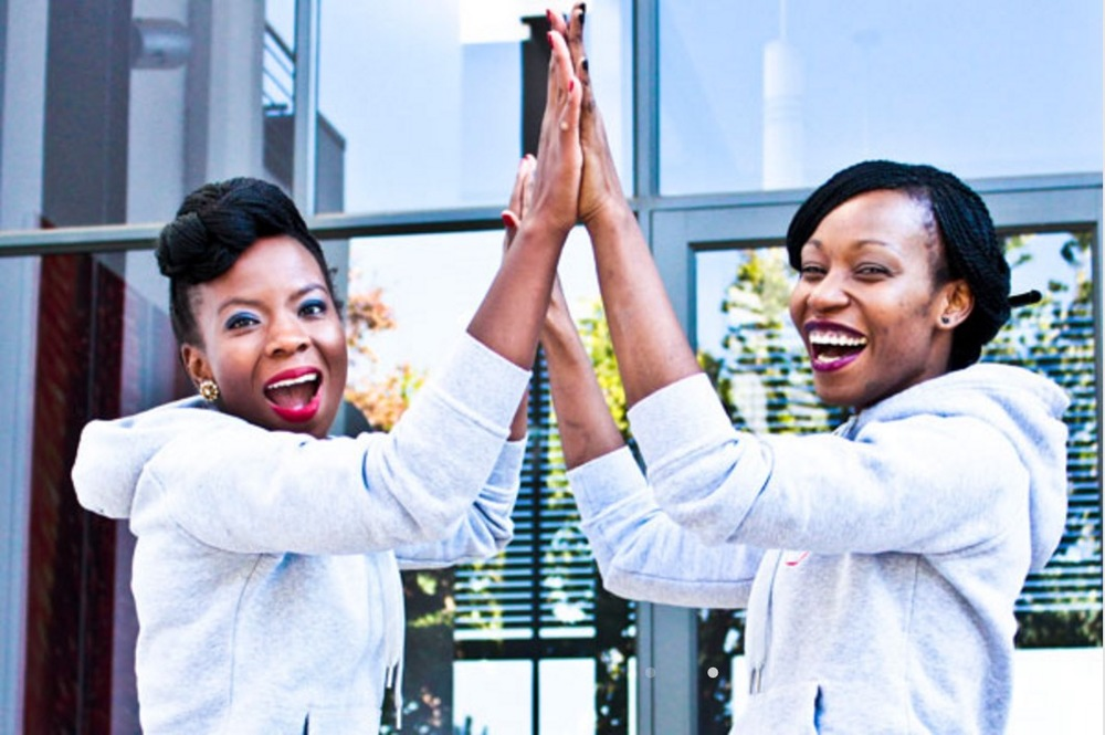 Fulufhelo Ramulifho (L)founder of Careers For A Powerful You