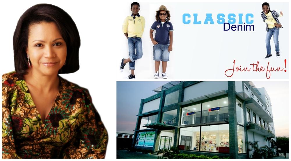 Adenike 'Nike' Ogunlesi,founder of Ruff 'n' Tumble(Nigeria)