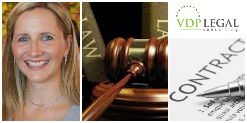 Aleshia van der Ploeg, founder of VDP Legal Consulting (South Africa)