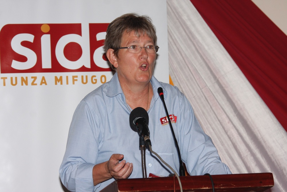 Dr Christie Peacock, Founder and Executive Chairman of Sidai Africa Ltd