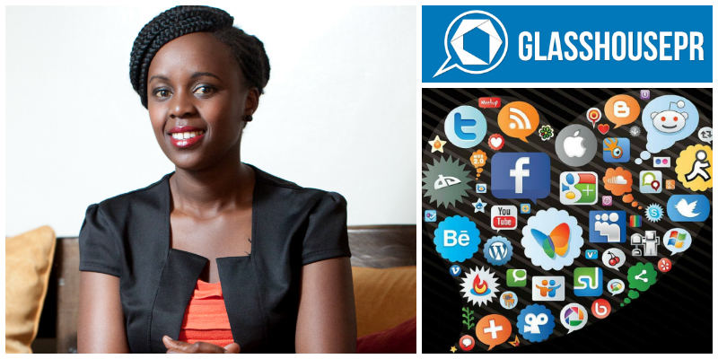 Mary Njoki, founder of Glass House PR (Kenya)