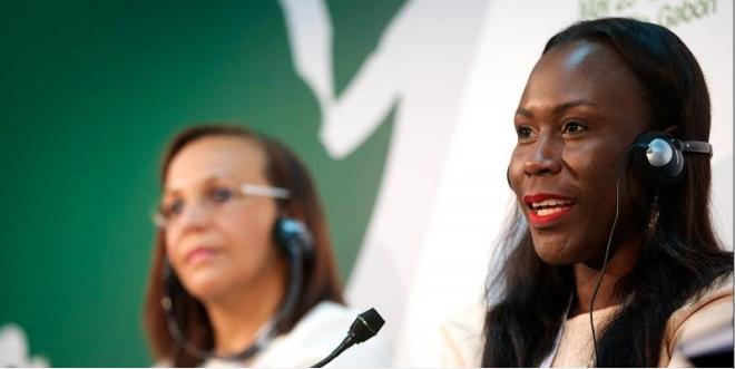 Tara Fela-Durotoye, founder ofHouse of Tara, Nigeria
