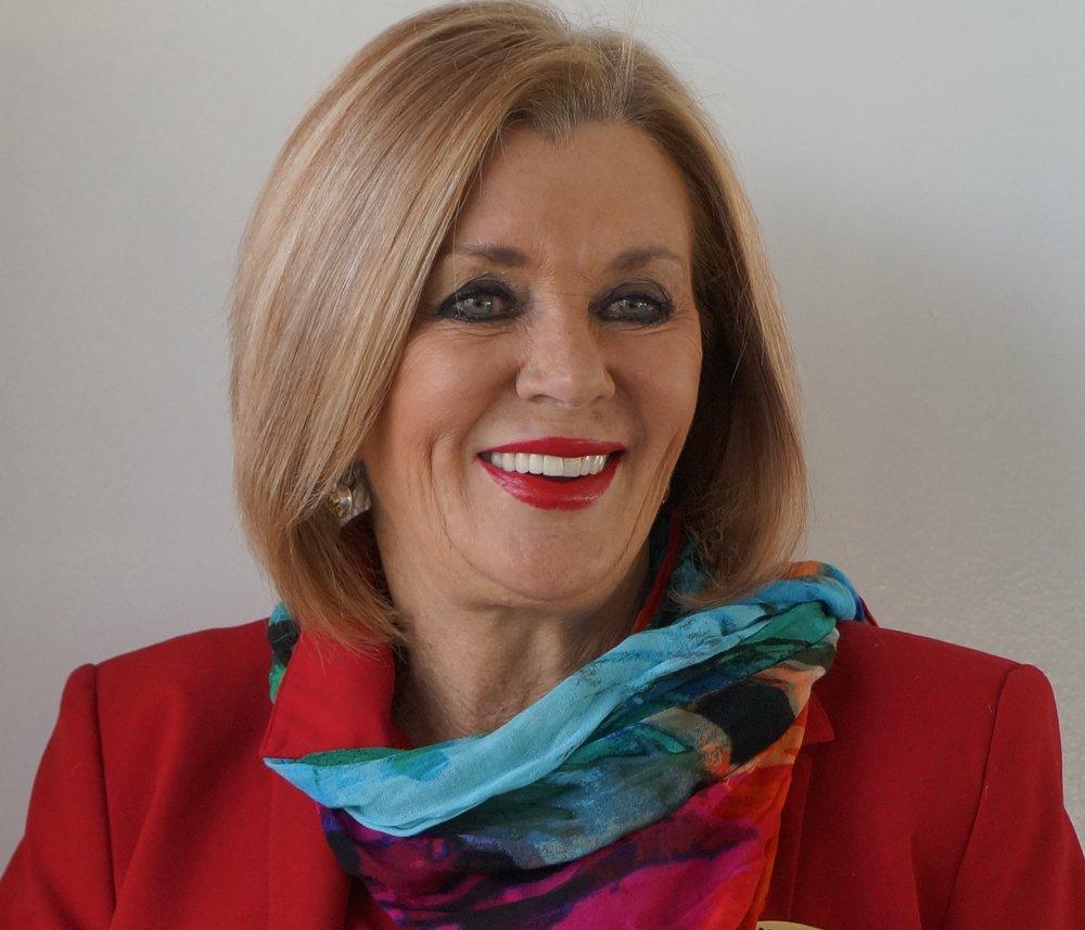 Margaret Hirsch, co-founder Hirsch's Homestores (South Africa)
