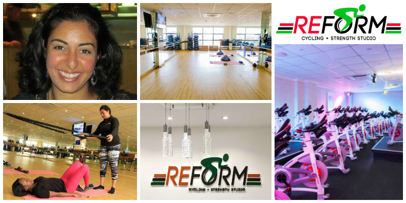 Saloni Kantaria , founder of  Reform Cycling and Strength Studio  (Kenya)
