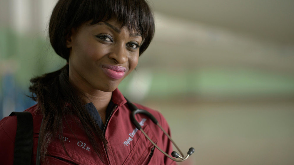 Dr. Ola Orekunrin, founder of Flying Doctors Nigeria