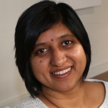 Jayshree Naidoo, Head of Standard Bank Business Incubator (South Africa)