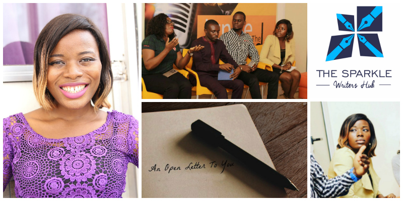 Adedoyin Jaiyesimi, founder of The Sparkle Writer's Hub (Nigeria)