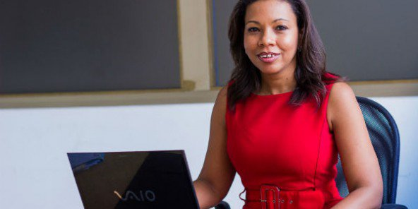 Rebecca Enonchong, founder and CEO of AppsTech (Cameroon)