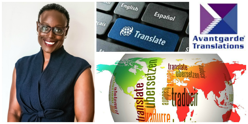 Memuna Williams, founder of Avantgarde Translations
