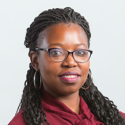 Nwabisa Piki , Group Executive: Corporate Social Reponsibility  Telkom  (South Africa)
