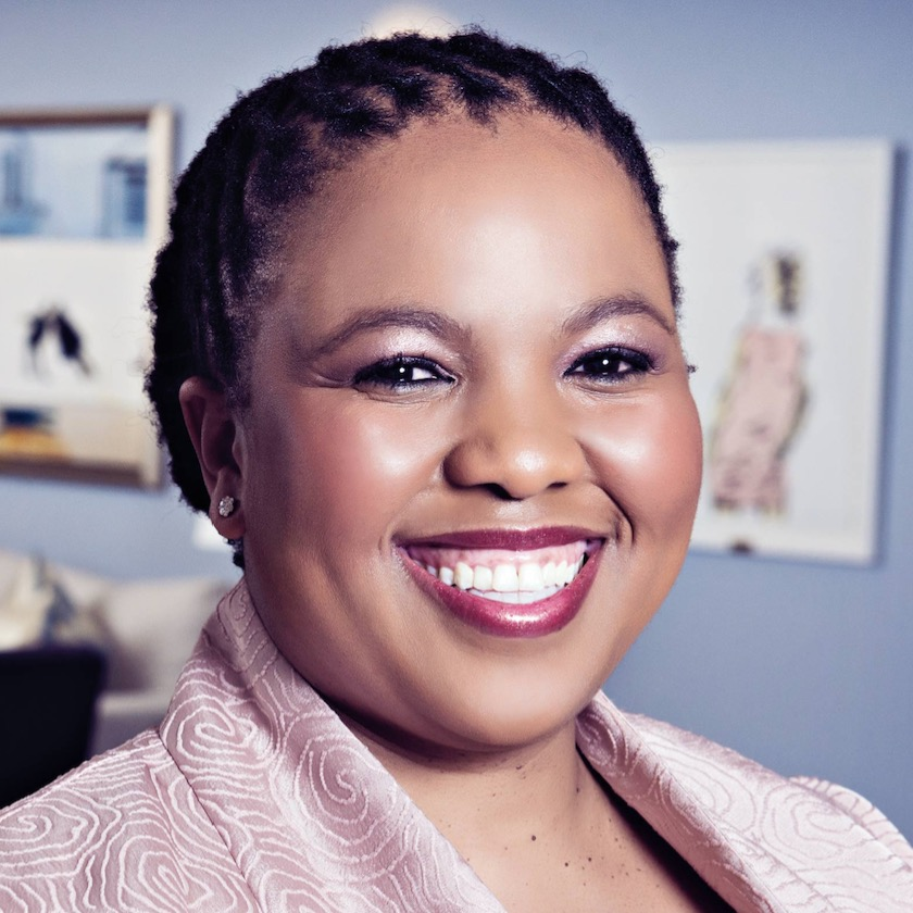 Funeka Montjane , Chief Executive Personal & Business Banking South Africa,  Standard Bank