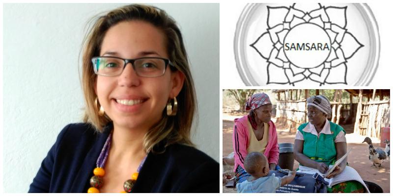 Sofia Cassimo , founder of SamSara Development and Investment