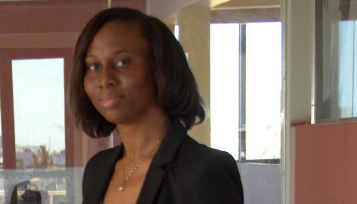 Ethel Cofie , founder & CEO of EDEL Technology Consulting in Ghana