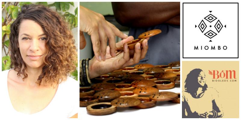 Ana Alecia Lyman, founder of Bio Óleos de Miomboand Grupo Trichilia (Mozambique)