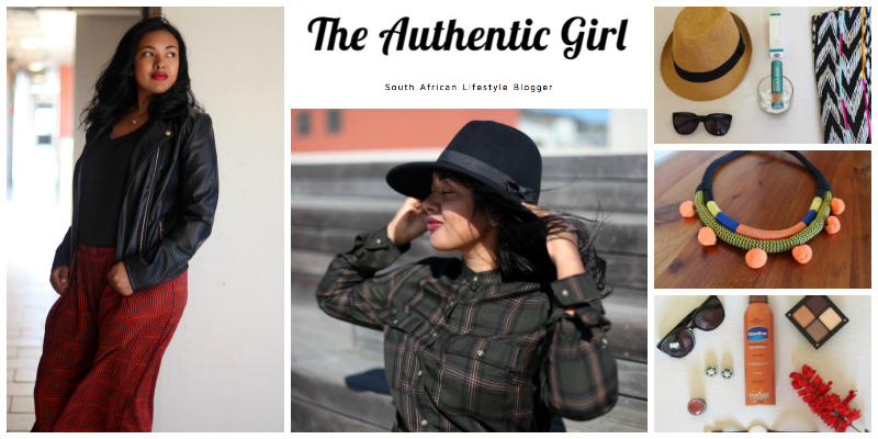 Megan Richards , founder of T he Authentic Girl (South Africa)