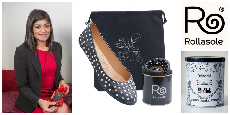 Tashmeen Authar , co-founder of  Rollasole Africa