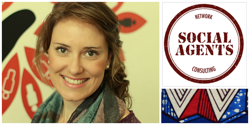 Carrie Leaver , founder of  Social Agents Impact Consulting  (South Africa)