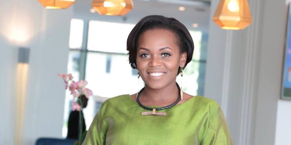 Diana Opoti,founder of Diana Opoti PR(Kenya)