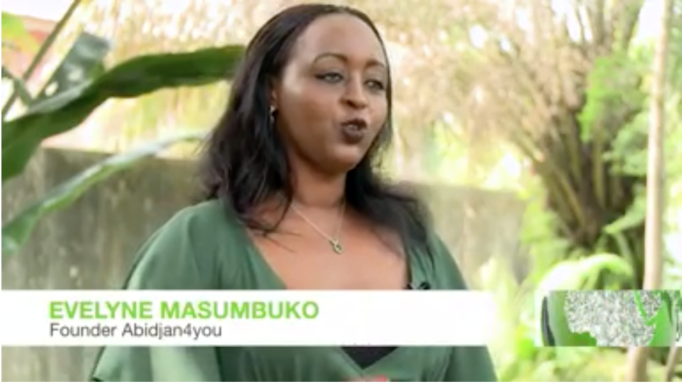 VIDEO: Watch Evelyne Masumbuko interviewed on BBC Africa Report