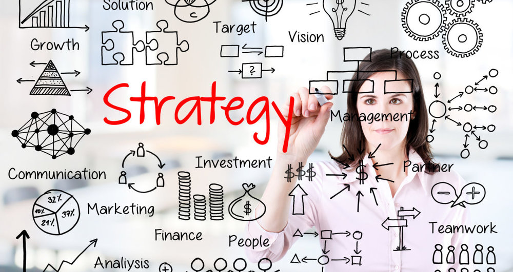 Understanding The Difference Between A Business Strategy Vs A Marketing  Strategy