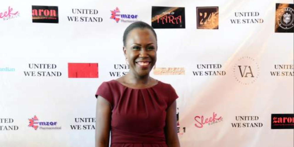 Tara Fela-Durotoye , Founder & CEO of  House of Tara International