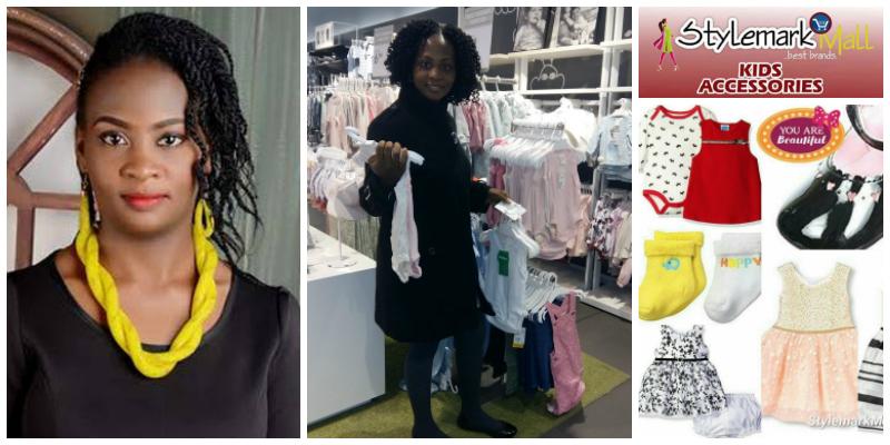 Helen Asimegbe, founder of Stylemark Mall Enterprises (Nigeria)