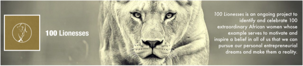 Click to view 100 Lionesses Index Page