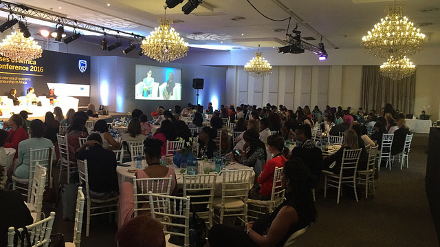 An audience of over 350 passionate women entrepreneurs - Put enough inspirational women entrepreneurs from across the African continent and the Diaspora together in one room and positive things happen. Networking connections are made, relationships are formed, and great business is done.