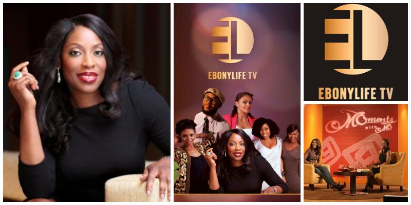 Mo Abudu , founder of  Ebony Life TV  (Nigeria)