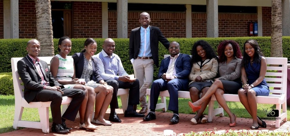 Keroche Foundation: Season 2 Young Entrepreneur Mentees Class of 2016-17