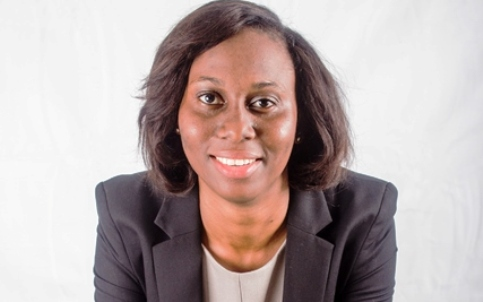 Ethel Cofie , founder and CEO of Edel Technology Consulting (Ghana)