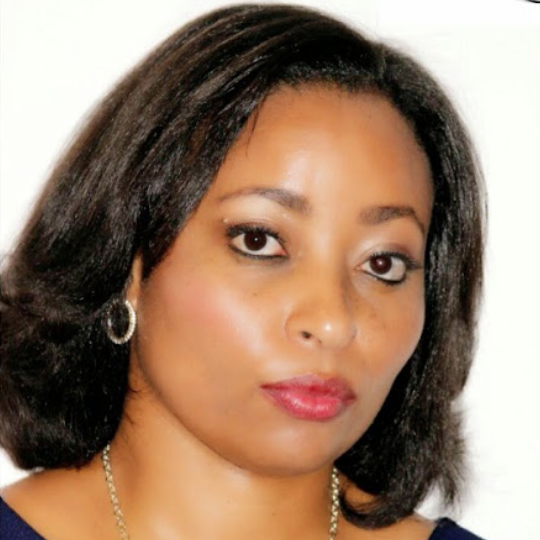 Mayleen Kyster , Founder & CEO,  Africa Steel Holdings  (South Africa)