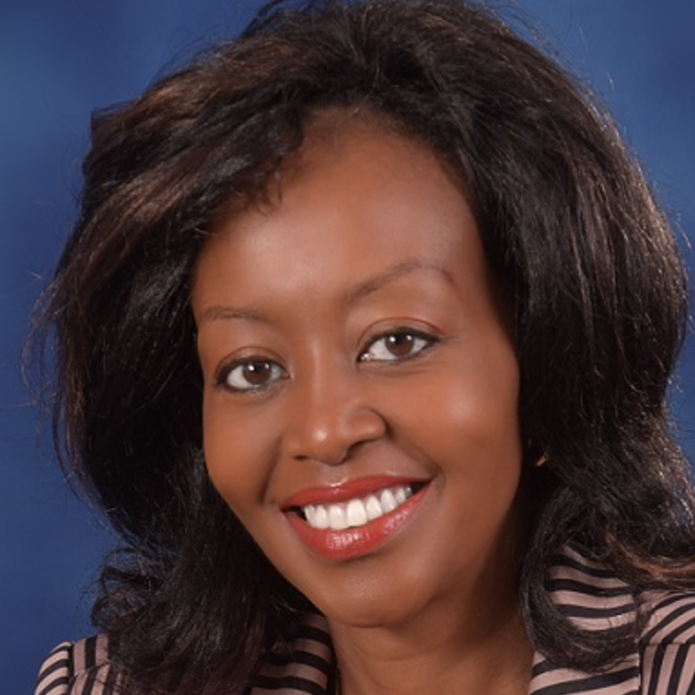 Flora Mutahi , Founder & CEO,  Melvin Marsh International  & Chairperson, Kenya Association of Manufacturers (Kenya)
