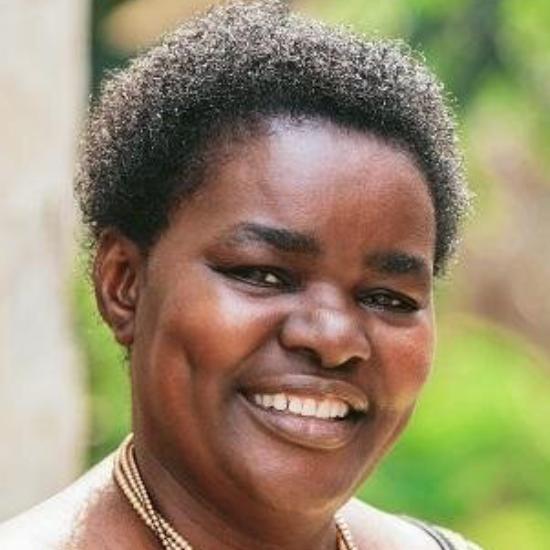 Dr Victoria Kisyombe , Founder & CEO,  SELFINA  (Tanzania)