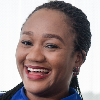 Chioma Ukonu , Co-founder,  RecyclePoints  (Nigeria)