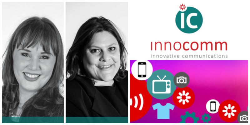 Jacqueline Boulos &Natalie du Toit - Innocomm  (South Africa)