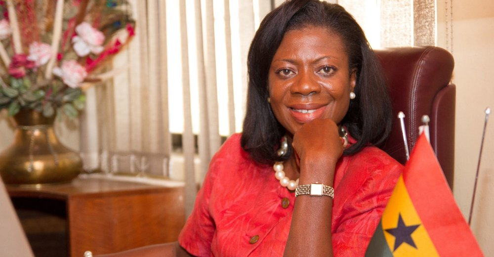 Kate Quartey-Papafio, founder of  Reroy Cables  (Ghana)
