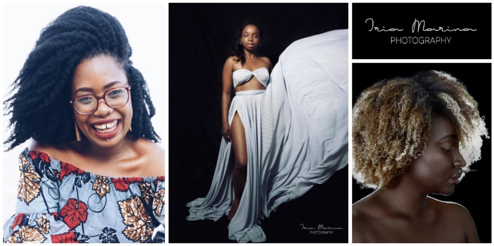 Iria Marina, founder of Iria Marina Photography(Mozambique)