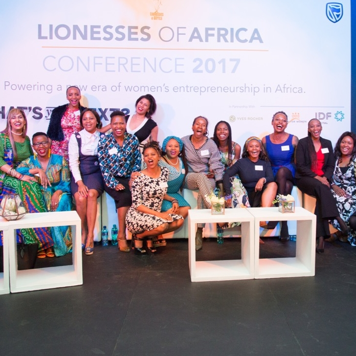 Visiting delegations  from key countries on the African continent -
