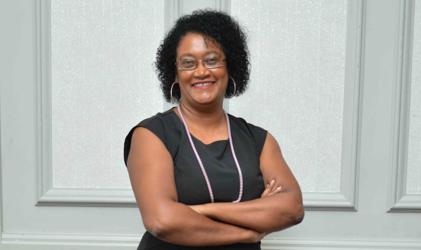 Marie-Noelle Elissac-Foy,  founder of  The Talent Factory  (Mauritius)