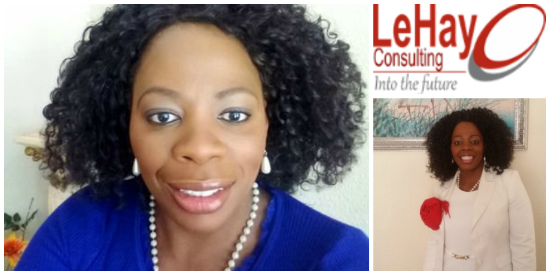 Nonhlanhla Khumalo , founder of LeHay Consulting (South Africa)