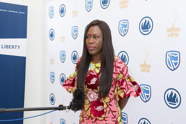 Tara Fela-Durotoye founder of House of Tara (Nigeria)