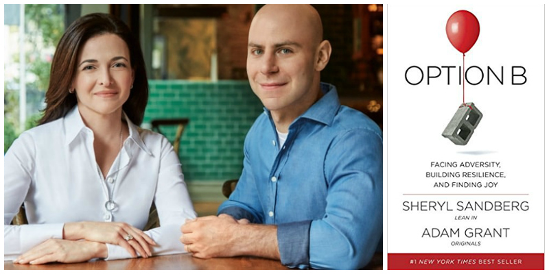 Sheryl Sandberg & Adam Grant